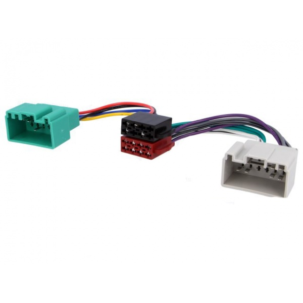Conector Auto Player 4CarMedia Volvo ISO ZRS-AS-16B